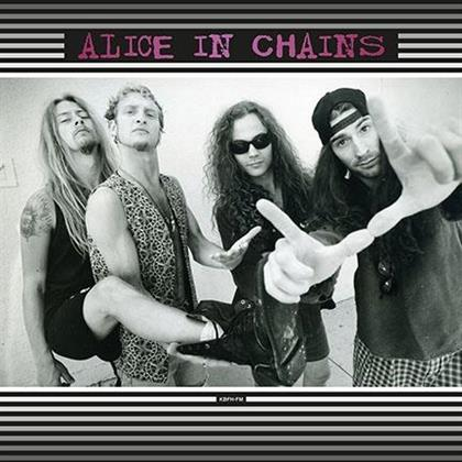 Alice In Chains - Live In Oakland October 8th 1992 - DOL (LP)
