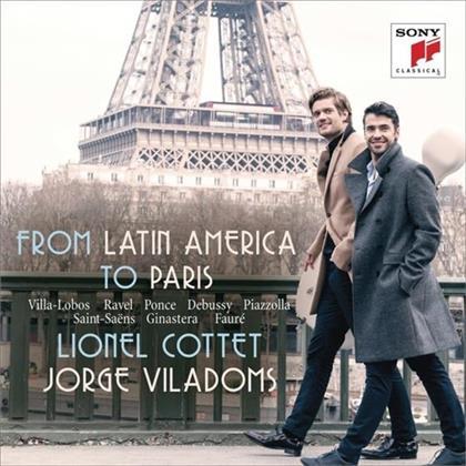 Lionel Cottet, Jorge Villadoms, Alberto Ginastera (1916-1983), Manuel Maria Ponce, Maurice Ravel (1875-1937), … - Carnets De Voyage - From Latin America To Paris