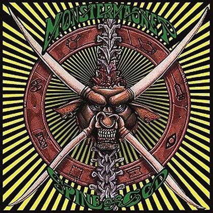 Monster Magnet - Spine Of God - 2017 Reissue
