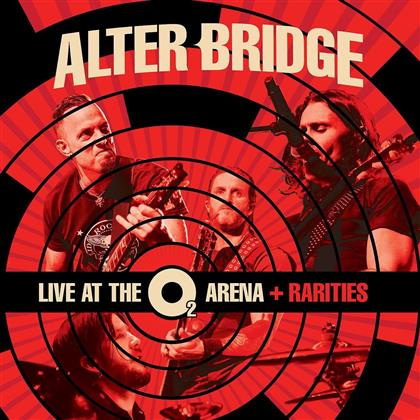 Alter Bridge - Live At The O2 Arena+Rarities - Box White Vinyl (Colored, 4 LPs)