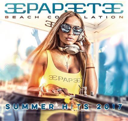 Papeete Beach - Vol. 27 - Summer 2017 (2 CDs)