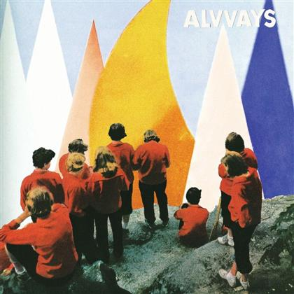 Alvvays - Antisocialites - Limited Colored Vinyl (LP)