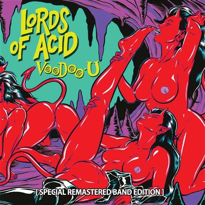 Lords Of Acid - Voodoo-U - Special Band Edition (Remastered)