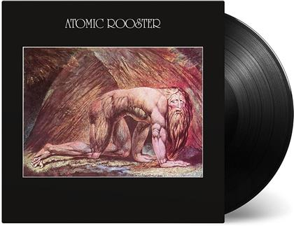 Atomic Rooster - Death Walks Behind You - Music On Vinyl, 2017 Reissue (LP)