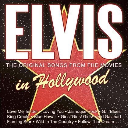 Elvis Presley - Elvis In Hollywood - Original Songs From The Movies, OST (2 CDs)