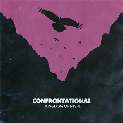 Confrontational - Kingdom Of Knight (LP)