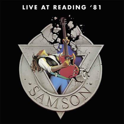 Samson - Live At Reading '81 (LP)