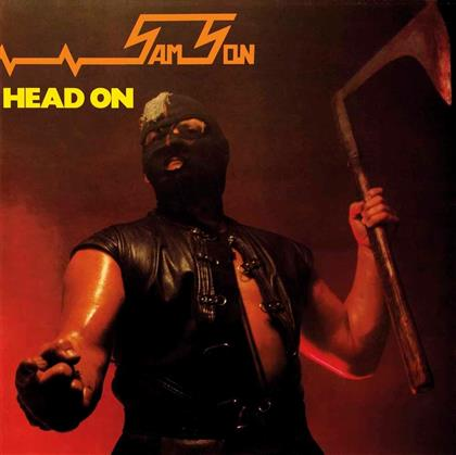 Samson - Head On - 2017 (LP)