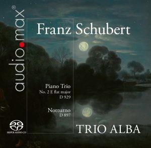 Trio Alba & Franz Schubert (1797-1828) - Trio D929 / Notturno D897 (SACD)
