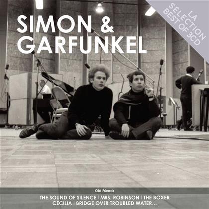 Simon & Garfunkel - La Sélection (3 CDs)