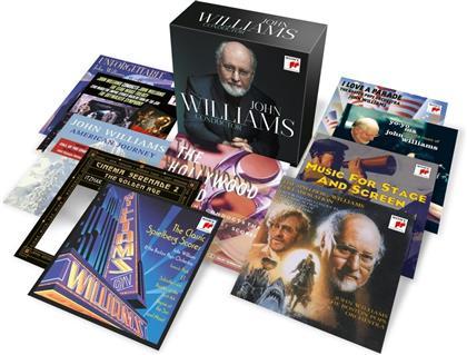 John Williams (*1932) (Komponist/Dirigent) - John Williams Conductor (20 CDs)