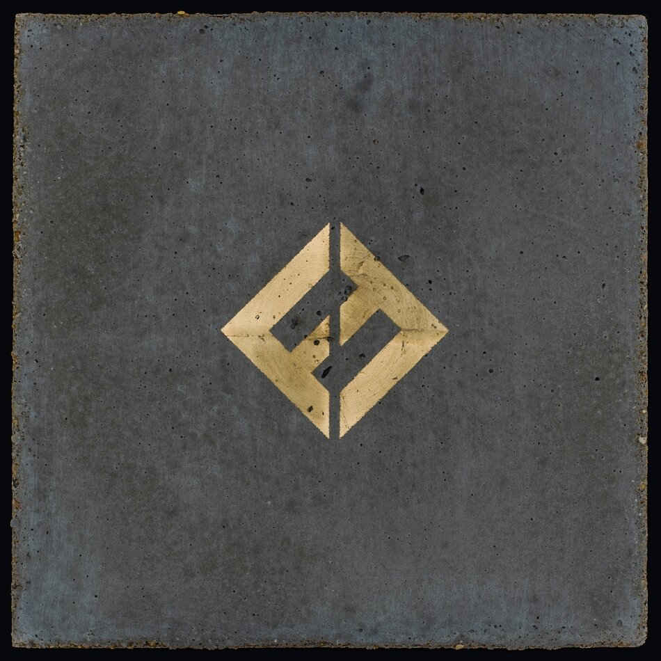Foo Fighters - Concrete And Gold - Gatefold (2 LPs + Digital Copy)
