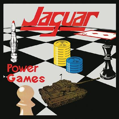 Jaguar - Power Games (Colored, LP)