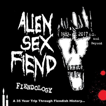 Alien Sex Fiend - Fiendology (3 CDs)