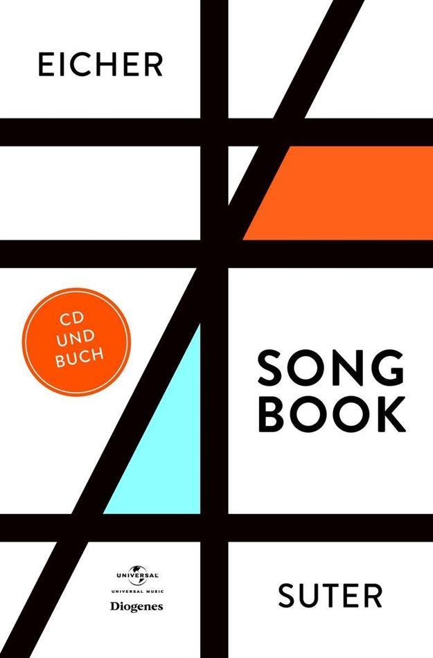Stephan Eicher & Martin Suter - Song Book (CD + Buch)