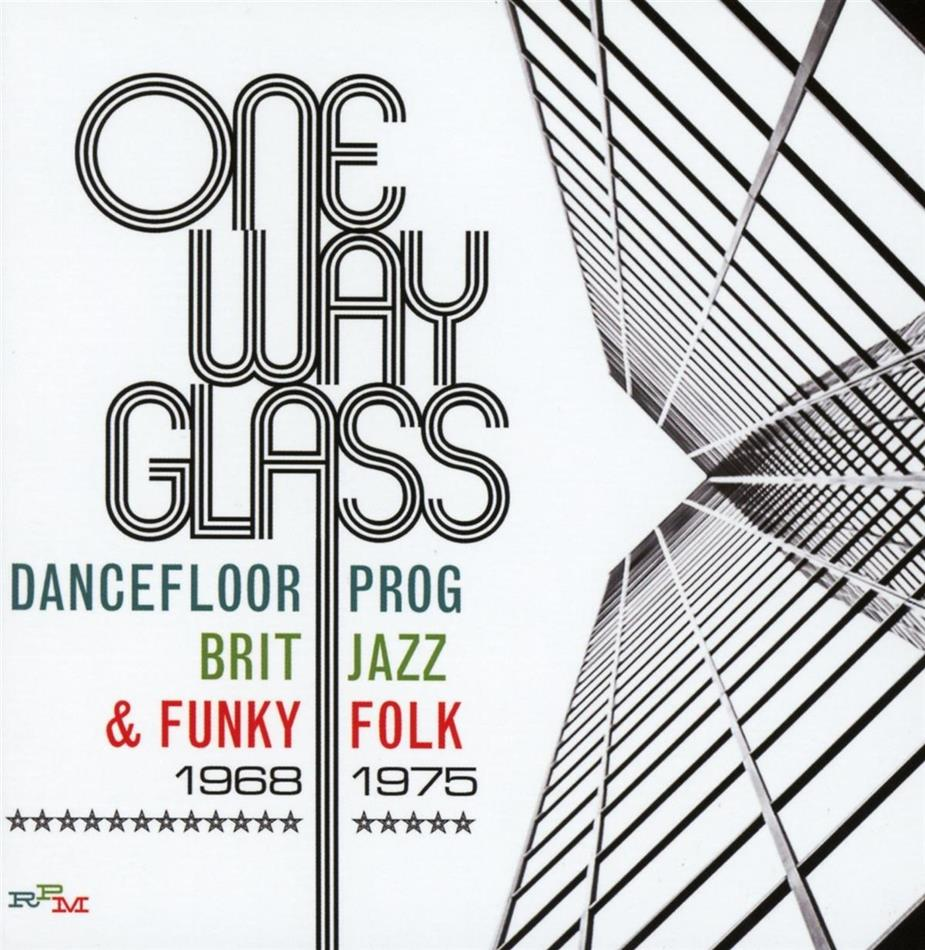 One Way Glass (3 CD)