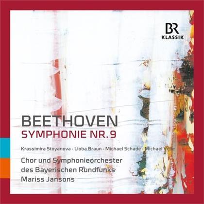 Ludwig van Beethoven (1770-1827), Mariss Jansons, Symphonieorchester des Bayerischen Rundfunks & Chor des Bayerischen Rundfunks - Symphonie Nr.9