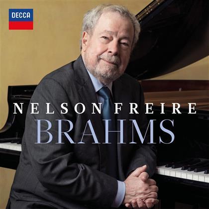 Nelson Freire & Johannes Brahms (1833-1897) - Nelson Freire Spielt Brahms