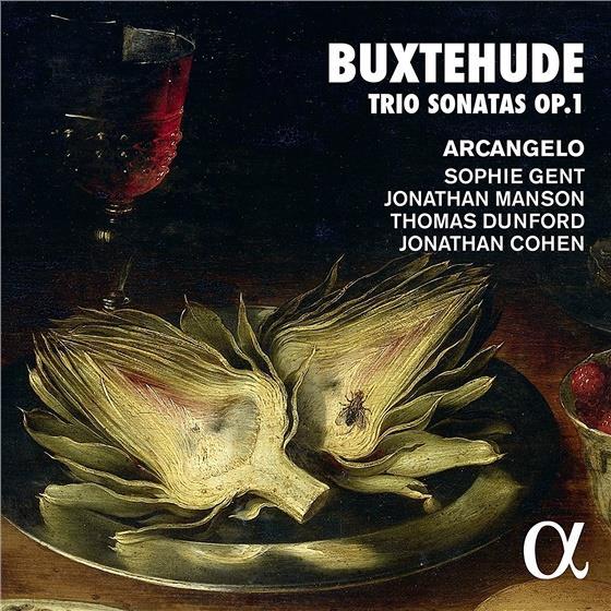 Dietrich Buxtehude (1637-1707) & Arcangelo - Triosonaten op.1 Nr.1-7