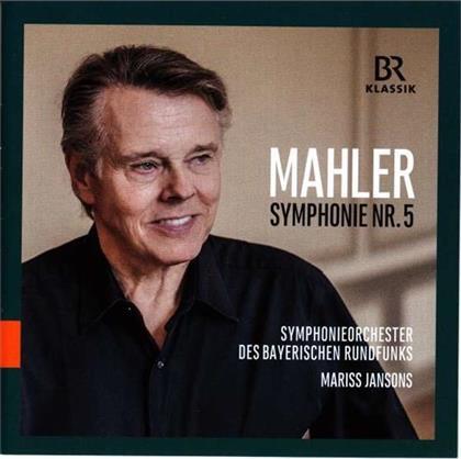 Gustav Mahler (1860-1911), Mariss Jansons & Orchester des Bayerischen Rundfunks - Symphonie Nr. 5