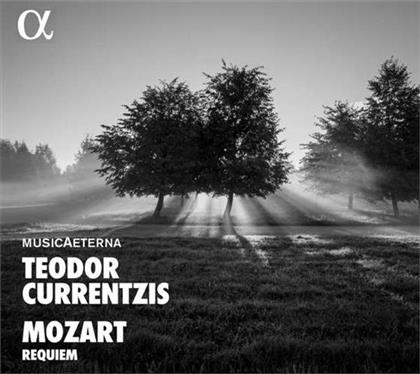 Simone Kermes, Stephanie Houtzeel, Wolfgang Amadeus Mozart (1756-1791), Teodor Currentzis, Musica Aeterna, … - Requiem KV 626