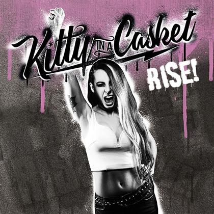 Kitty In A Casket - Rise (Colored, LP + CD)