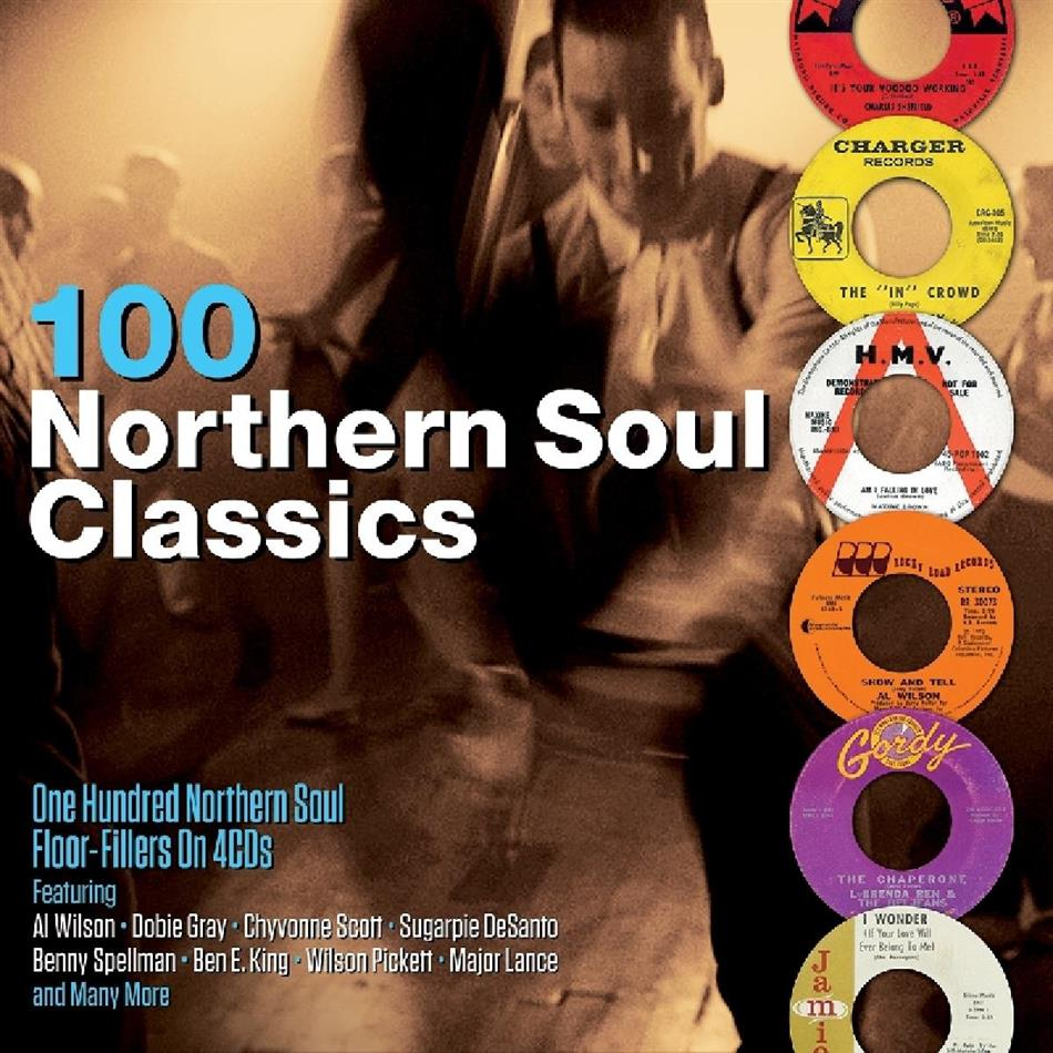100 Northern Soul Classics (4 CDs)
