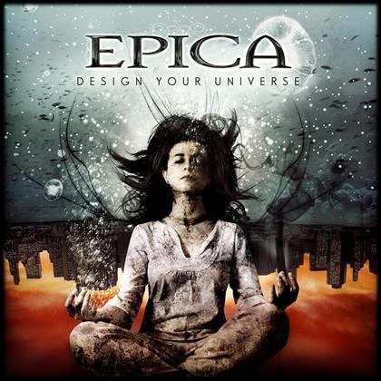 Epica - Design Your Universe - 2017 Reissue (2 LPs)
