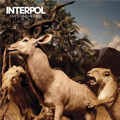 Interpol - Our Love To Admire - 10th Anniversary Edition, Gatefold (10th Anniversary Edition, 2 LPs)