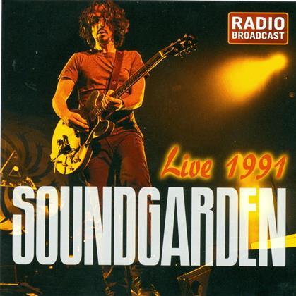 Soundgarden - Live 1991 Radio Broadcast