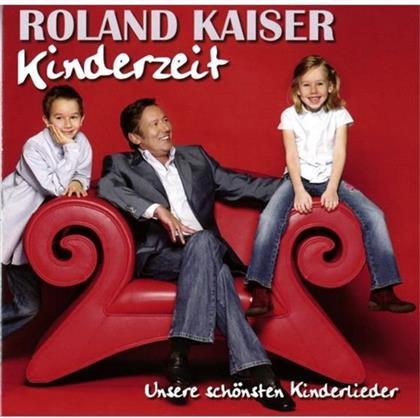 Roland Kaiser - Kinderzeit-Unsere Schönsten Kinderlieder