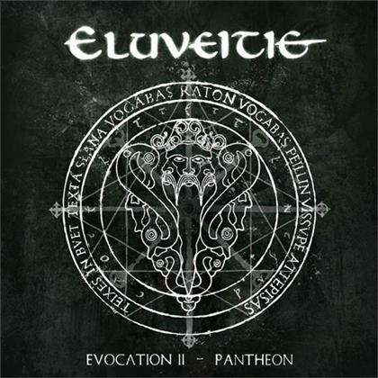 Eluveitie - Evocation II - Pantheon - Clear Vinyl (Colored, 2 LPs)