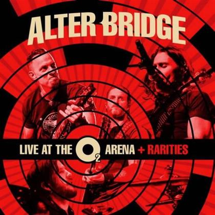 Alter Bridge - Live At The O2 Arena (3 CDs)