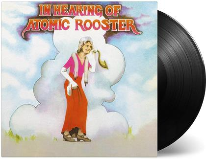 Atomic Rooster - In Hearing Of - Music On Vinyl, 2017 Reissue (LP)