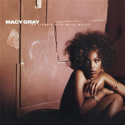 Macy Gray - Trouble With Being Myself - Music On CD