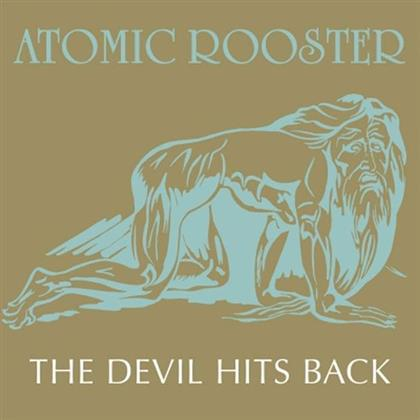Atomic Rooster - The Devil Hits Back - 2017 Reissue