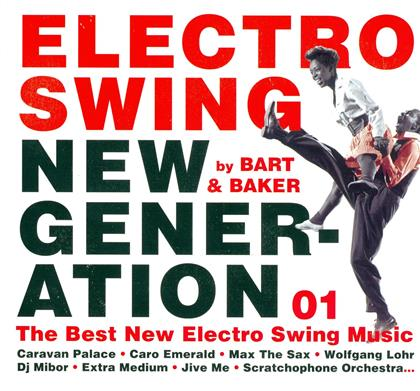 Electro Swing New Generation 0 - Electro Swing New Generation 01
