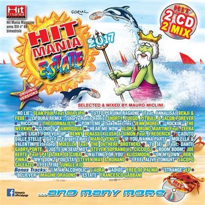 Hit Mania Estate 2017 (2 CDs)
