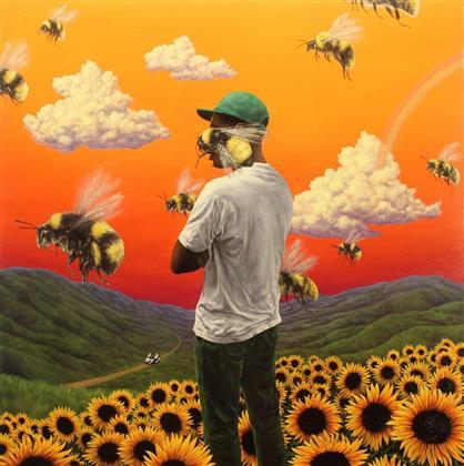 Tyler The Creator (Odd Future) - Scum Fuck - Flower Boy - Landscape Cover (Edizione Speciale)