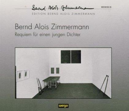Bernd Alois Zimmermann (1918-1970), Gary Bertini & Kölner Rundfunk Sinfonieorchester - Requiem für einen jungen Dichter