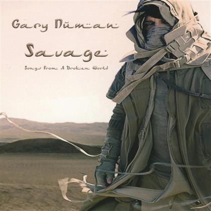 Gary Numan - Savage (Songs From A Broken World) (Deluxe Edition + Bonustrack)