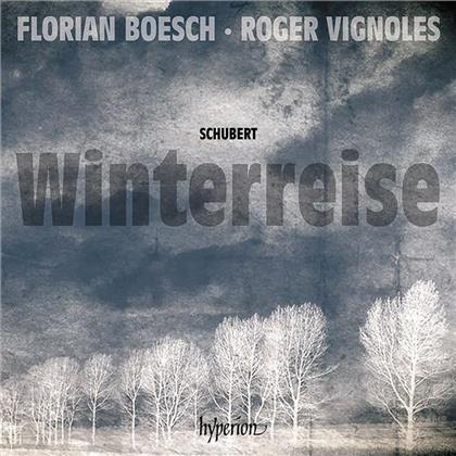 Florian Bösch, Roger Vignoles & Franz Schubert (1797-1828) - Die Winterreise