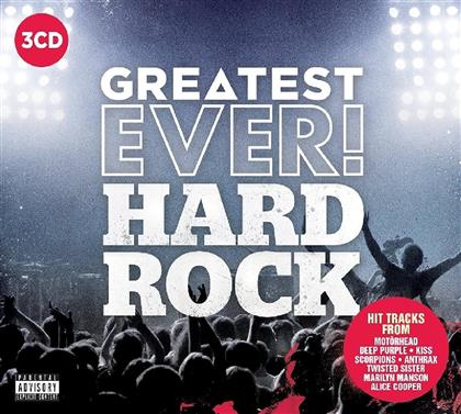 Hard Rock - Greatest Ever (3 CDs)
