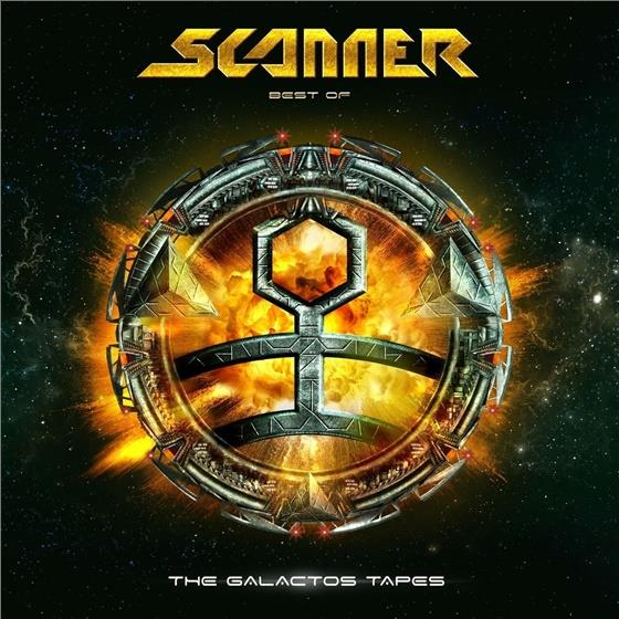 Scanner - The Galactos Tapes (2 CDs)