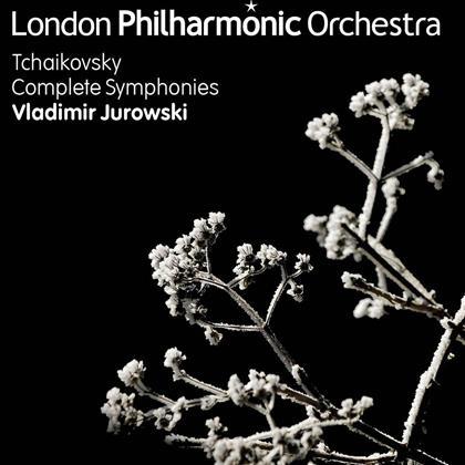 Peter Iljitsch Tschaikowsky (1840-1893), Vladimir Jurowski (1915-1972) & London Philharmonic Orchestra - Complete Symphonies Box Set (7 CDs)