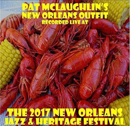 Pat McLaughlin - Live At Jazzfest 2017