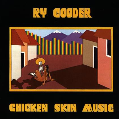 Ry Cooder - Chicken Skin Music - Mobile Fidelity