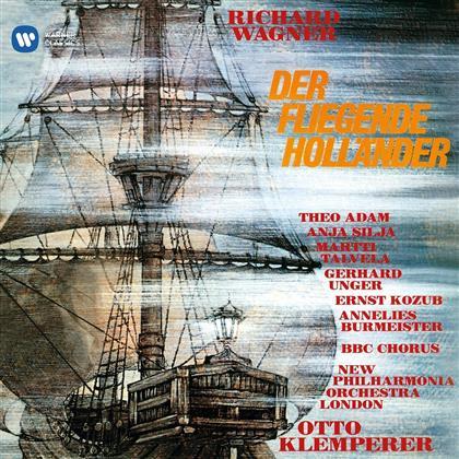Richard Strauss (1864-1949) & Otto Klemperer - Der Fliegende Hollander (Limited Deluxe Edition, 2 CDs)
