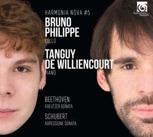 Bruno Philippe, Franz Schubert (1797-1828) & Ludwig van Beethoven (1770-1827) - Philippe & Williencourt
