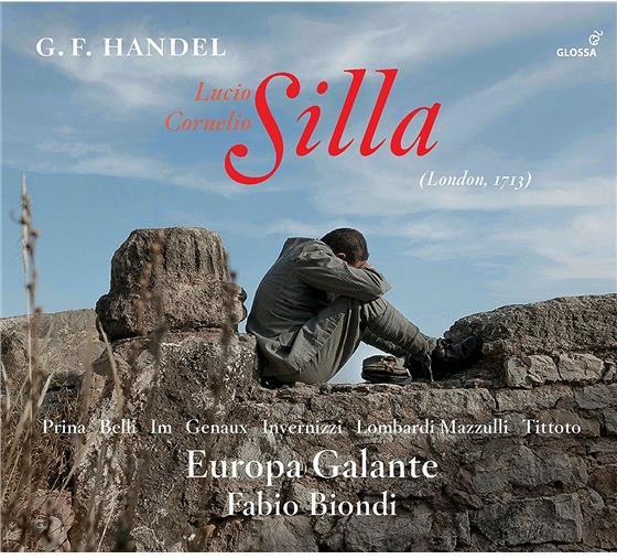 Fabio Biondi, Orchestra Europa Galante & Georg Friedrich Händel (1685-1759) - Lucio Silla